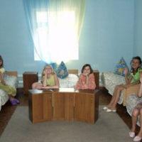 Детский лагерь Солнечный.